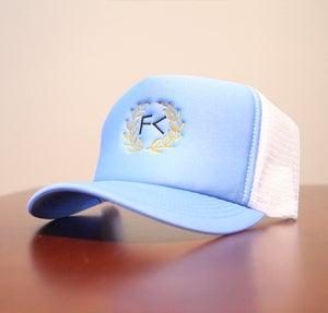 Image of Blue Hat