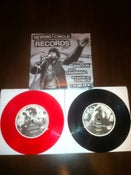 "Image of 4 Way Split 7"" w/Chilling Winston, Grim Fandango, Ten Points For Glenroy, Celebrator"
