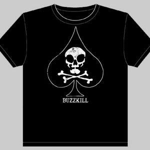 Image of Ace/Skull T-Shirt