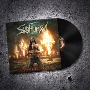 Image of Subhuman - Tributo Di Sangue -  LP - Black