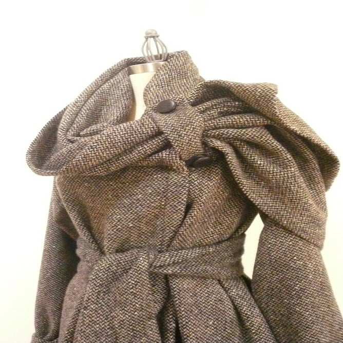 Image of MARIA SEVERYNA - STELLA Coat