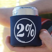 Image of 2% Coozie