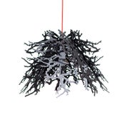 Image of Abstraction LED Pendant light (black) 35% OFF!!