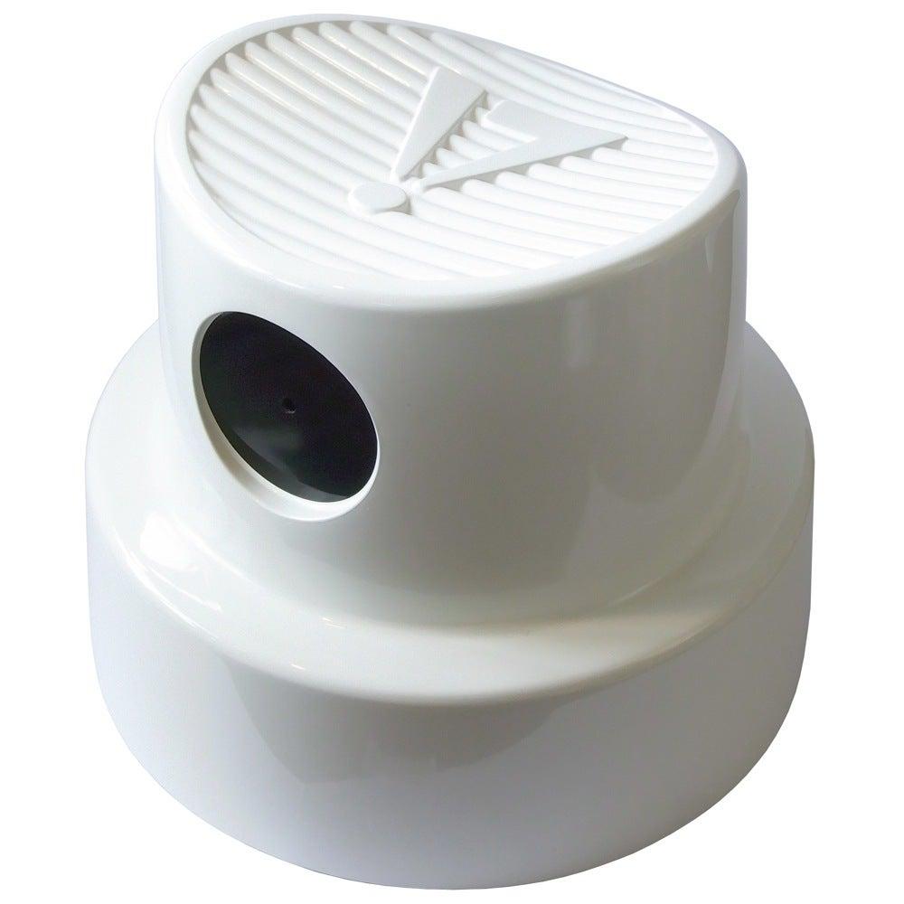 alex garnett � spray cap stool