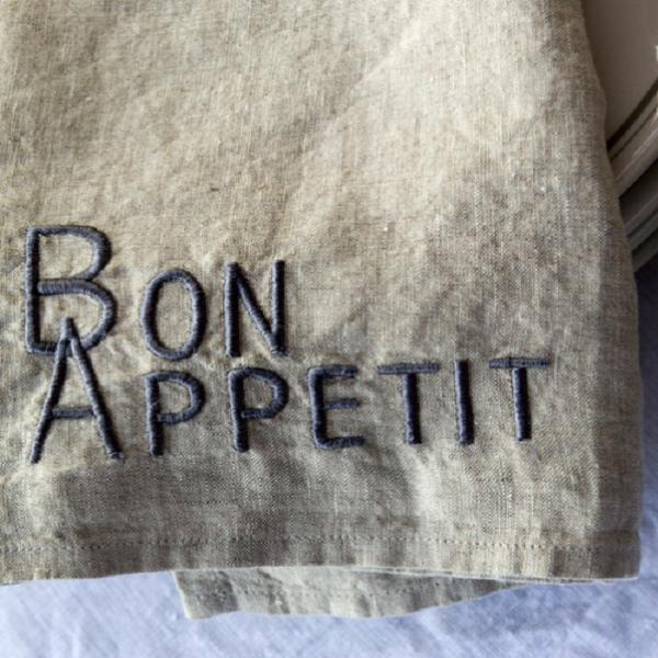 Image of Classy Belgium Linen Napkins