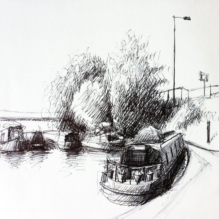 Image of On Regents Canal