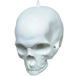 Image of 'Goliath' Pendant Skull Lamp.