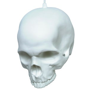 Image of 'Goliath' Pendant Skull Lamp.