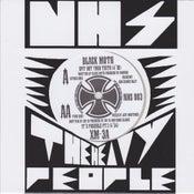 "Image of Black Moth/XM-3a: Ltd Edition Clear Vinyl Split 7"" single"