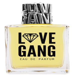 Image of LOVEGANG Eau de Parfum LIMITED EDITION SILVER CAP
