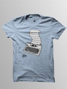 """Image of T-Shirt """"Typewriter"""""""