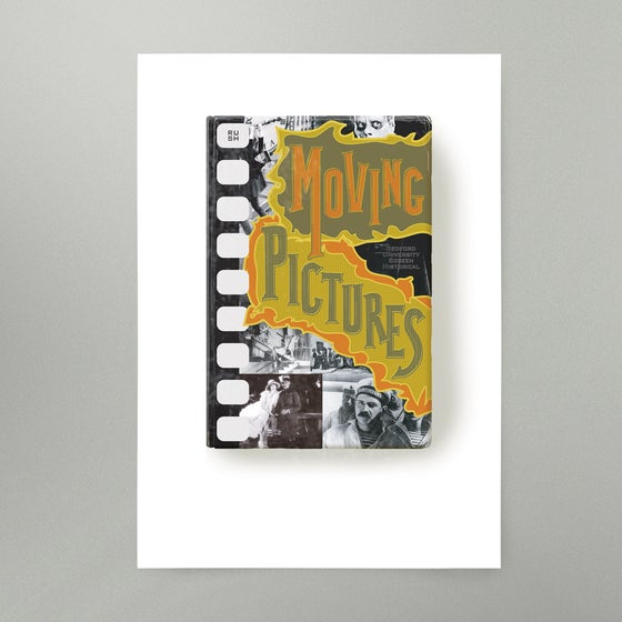 Image of Moving Pictures Art Print