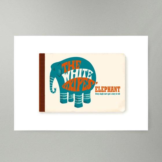Image of Elephant Art Print