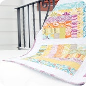 Image of flipside quilt.