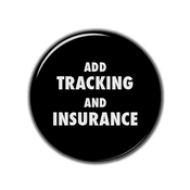 Image of INSURANCE + TRACKING (Add on)
