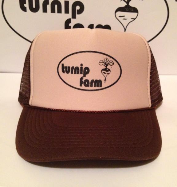 "Image of Turnip Farm ""trucker hats"""