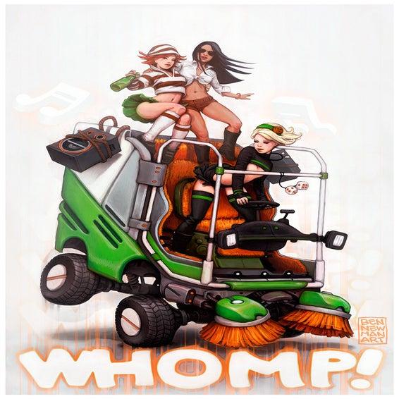 Image of WHOMP