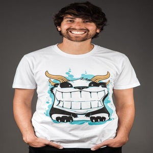 Image of RTW Shirts # 0002 Big Teeth Monster