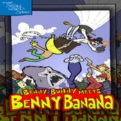 Image of Benny Bunny Meets Benny Banana