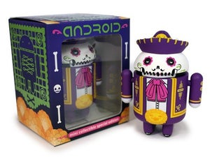 Image of Android Don Pablo Calaveroid por los Beast Brothers