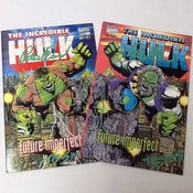 Image of THE INCREDIBLE HULK: FUTURE IMPERFECT 1 & 2 signed by Peter David, George Perez & Tom Smith