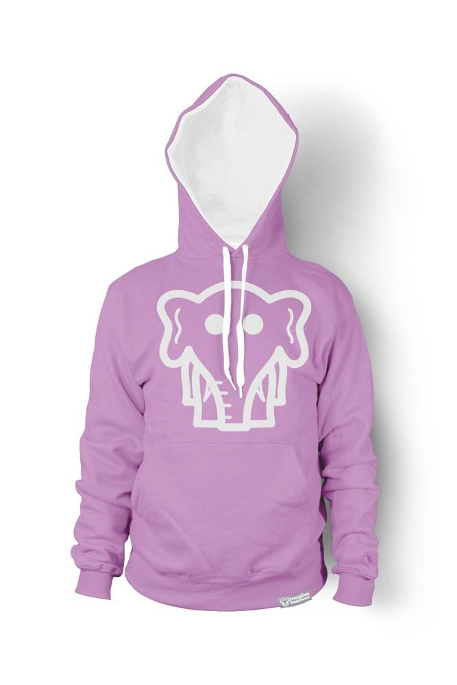 Image of Pink Premium Hoody