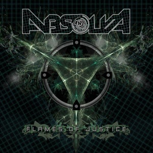 """Image of Absolva """"Flames Of Justice"""" CD"""