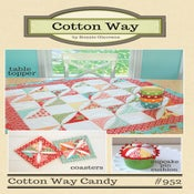 Image of Cotton Way Candy Paper Pattern #952
