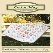 Image of Baskets of Marmalade PDF Pattern #951