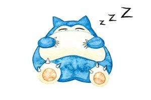 Image of Choose Your Own Original Pokémon Watercolor
