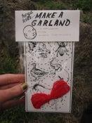 Image of heya kids...make a garland