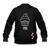 Image of Highly Dope Women's Cupcake Hoodie