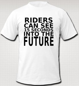 Image of Riders tee