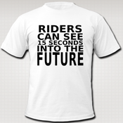 Image of Riders tee