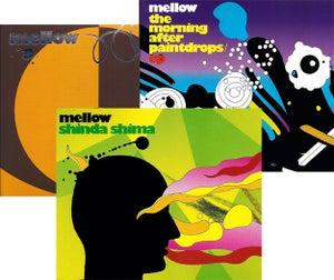 Image of Rarities bundle n°1 (3 EPs) - CD editions