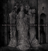 Image of NORTHLESS & LIGHT BEARER - Split LP