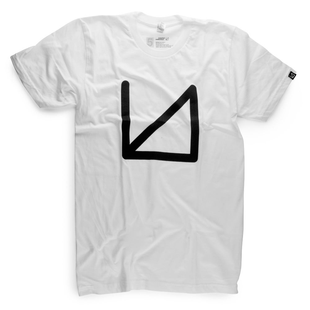 Image of Logo Tee White