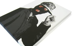 Image of The Voice of Authority - Limited Edition Print on Canvas