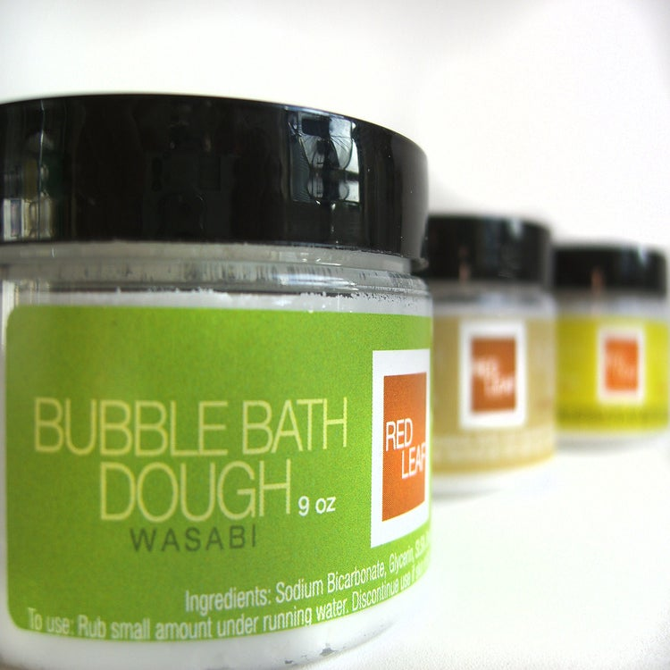 Image of Bubble Bath Dough 100% Vegan Tons Of Bubbles For Sensitive Skin