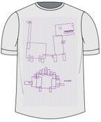Image of Mini Dinos Tshirt