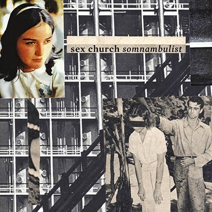 "Image of Sex Church - Somnambulist 12"" (available w/ additional 7"" discounts!)"