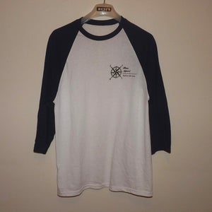 Image of Navy 'Back To The Roots' Raglan