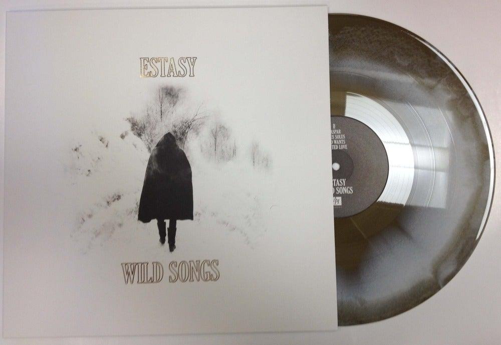 Image of ACE024 - Estasy - Wild Songs (LP)