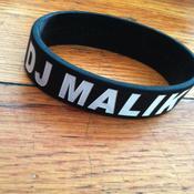 Image of Zayn Malik DJ Malik bracelet.