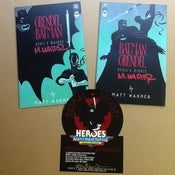 Image of BATMAN/GRENDEL: DEVIL'S RIDDLE & DEVIL'S MASQUE :: HEROES LIMITED EDITION