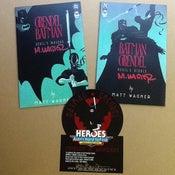 Image of BATMAN/GRENDEL: DEVIL'S RIDDLE & DEVIL'S MASQUE :: HEROES LIMITED EDITION
