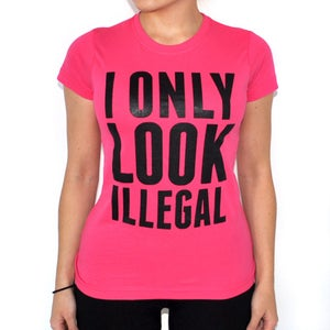 On Sale Now! ILLEGAL TEE