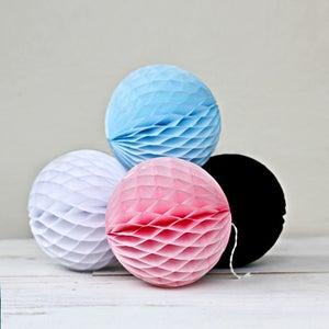 Image of 12cm Honeycomb Tissue Balls