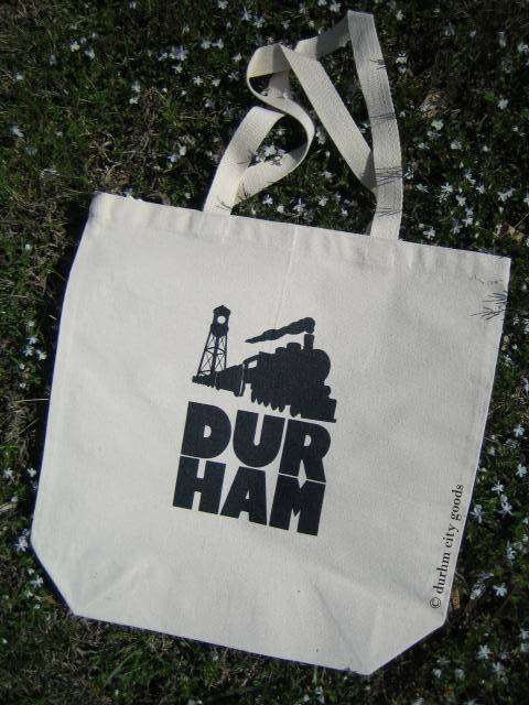 Image of TRAIN icon canvas tote -Back in Stock!