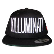 Image of ∆KILLUMINATI∆SNAPBACK∆